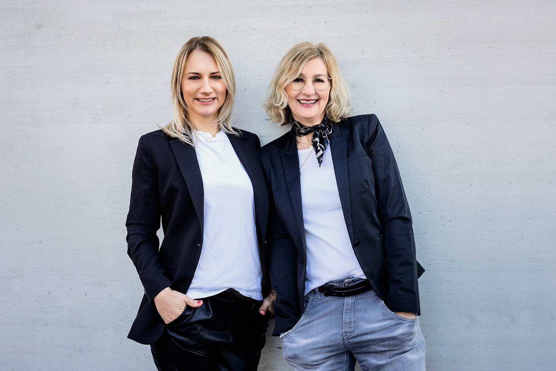 Anke Entenmann & Tasyana Drapalla-Alber